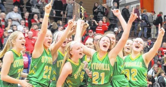 Ottoville Girls Basketball