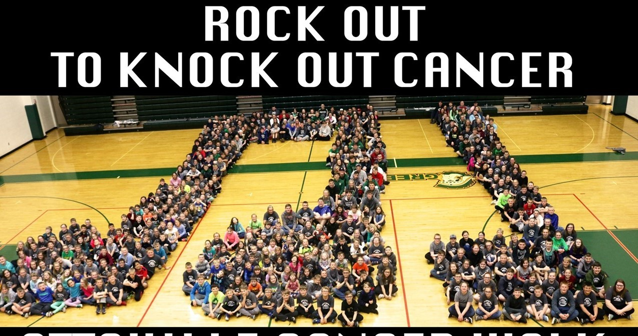 Rock out to Knock out Cancer 2019